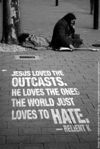 Jesus Loves the Outcast